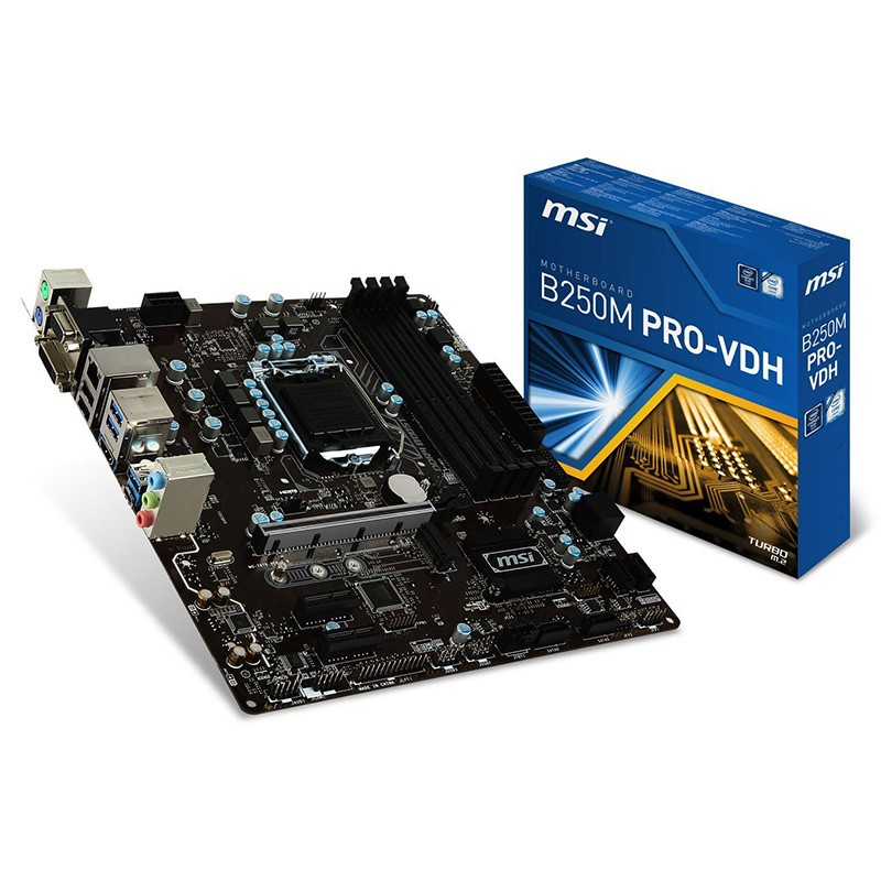 placa-base-msi-b250m-pro-vdh-matx-socket-1151