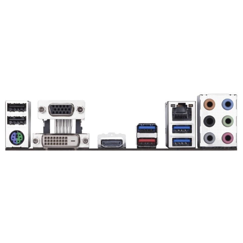 Placa Base Gigabyte B360 HD3 ATX LGA1151(300) - Modelo Exposición