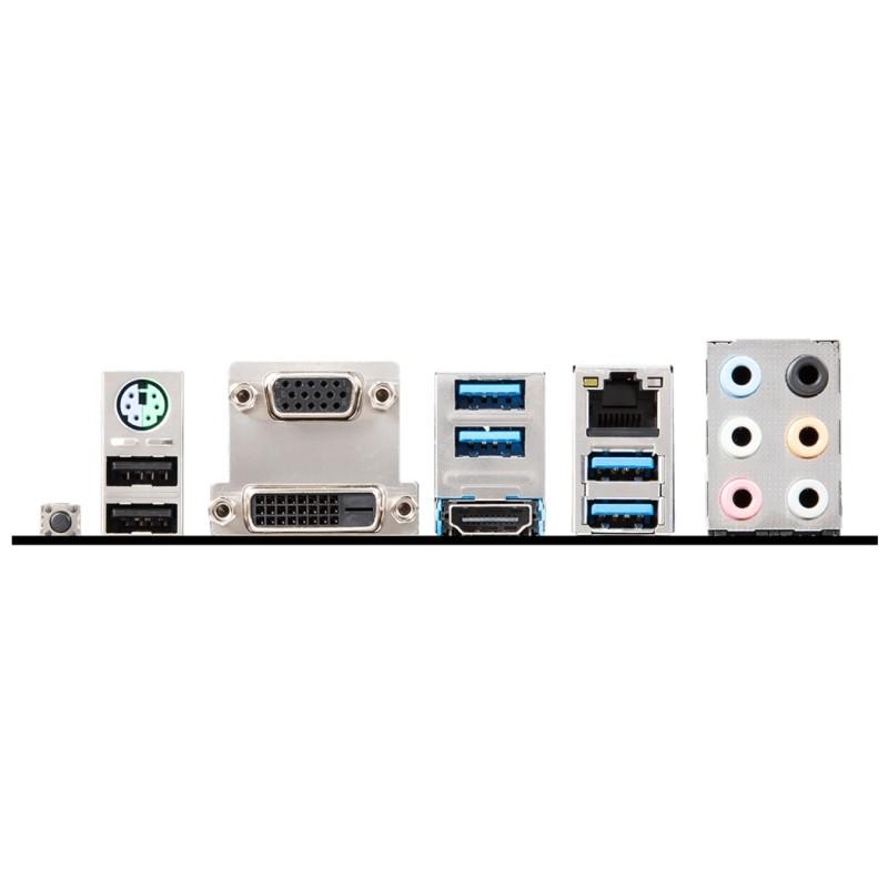 Placa Base MSI B450-A PRO ATX Socket AM4