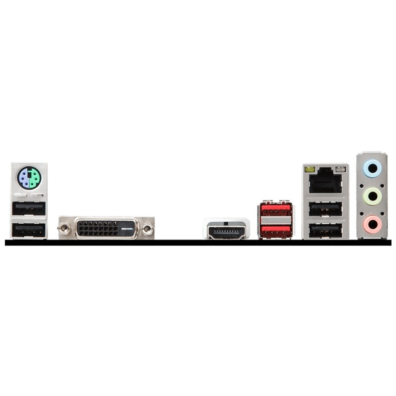 Placa Base MSI H310M Gaming Plus mATX LGA1151(300)