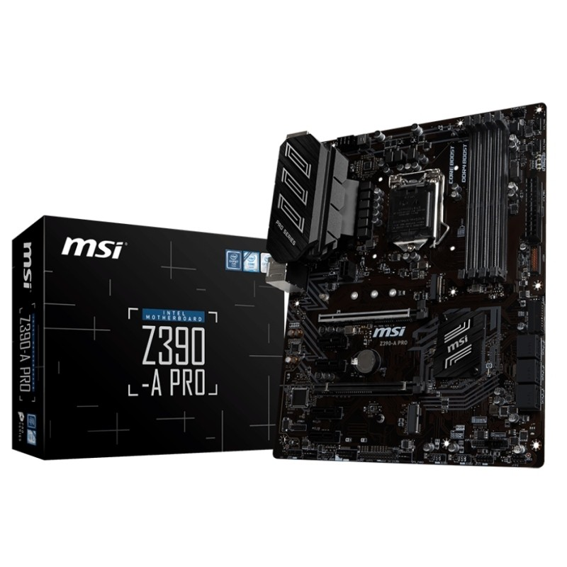 Placa Base MSI MPG Z390-A PRO ATX LGA1151(300)