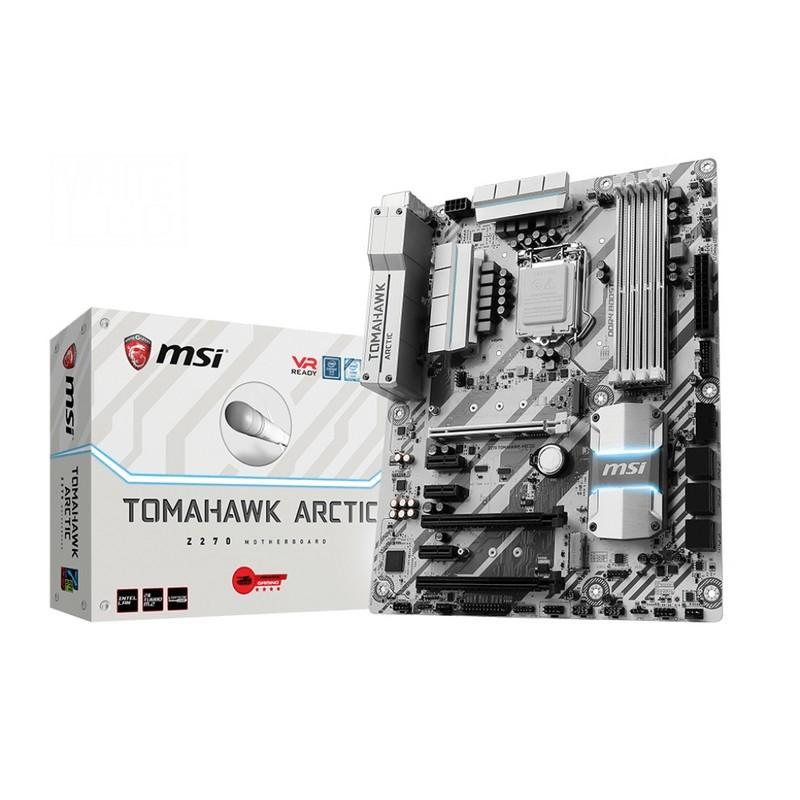 placa-base-msi-z270-tomahawk-arctic-atx-socket-1151