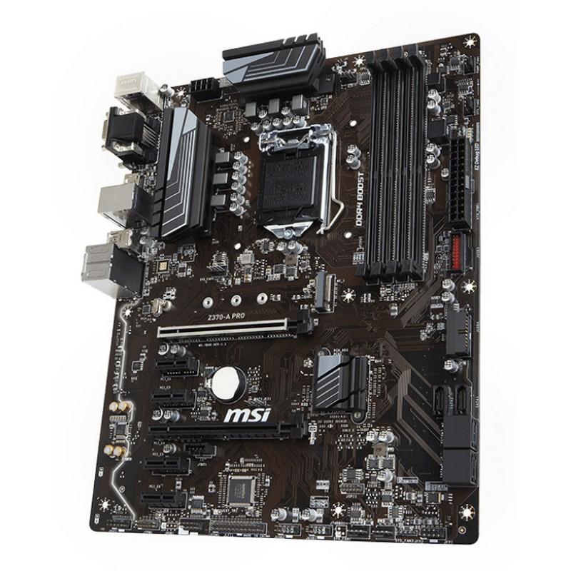 Placa Base MSI Z370-A Pro ATX Socket LGA1151(300)