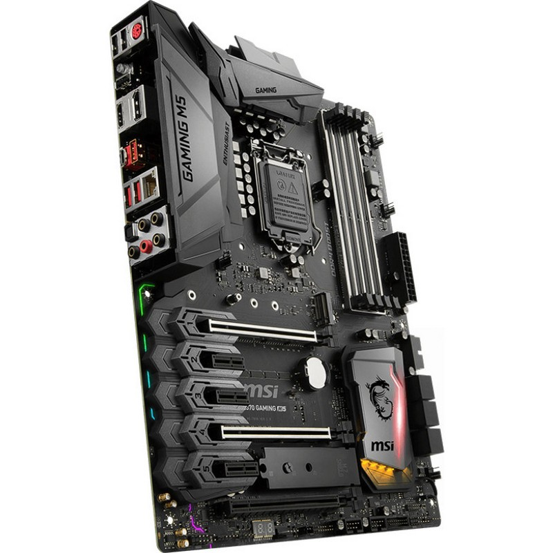 Placa Base MSI Z370 Gaming M5 ATX LGA1151