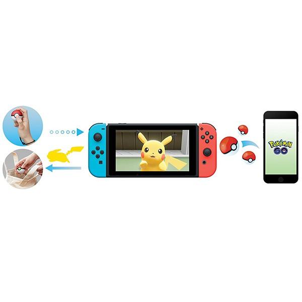 Controlador Nintendo Switch PokéBall Plus