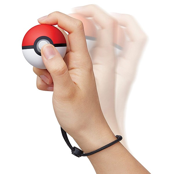 Controlador Nintendo Switch PokéBall Plus