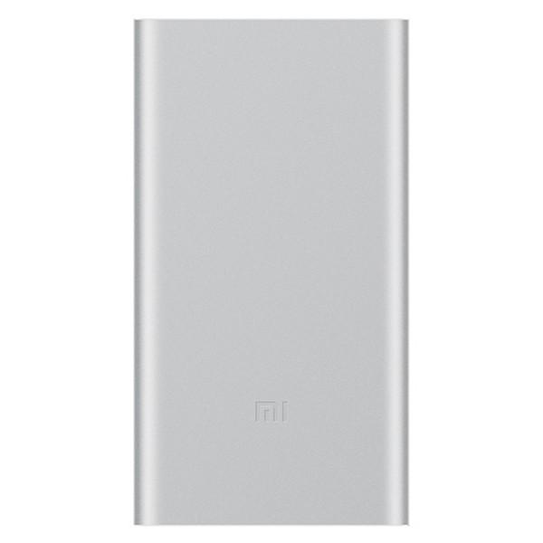 Bateria Portable PowerBank Xiaomi Mi Power Bank 2 Plata 5.000 mAh