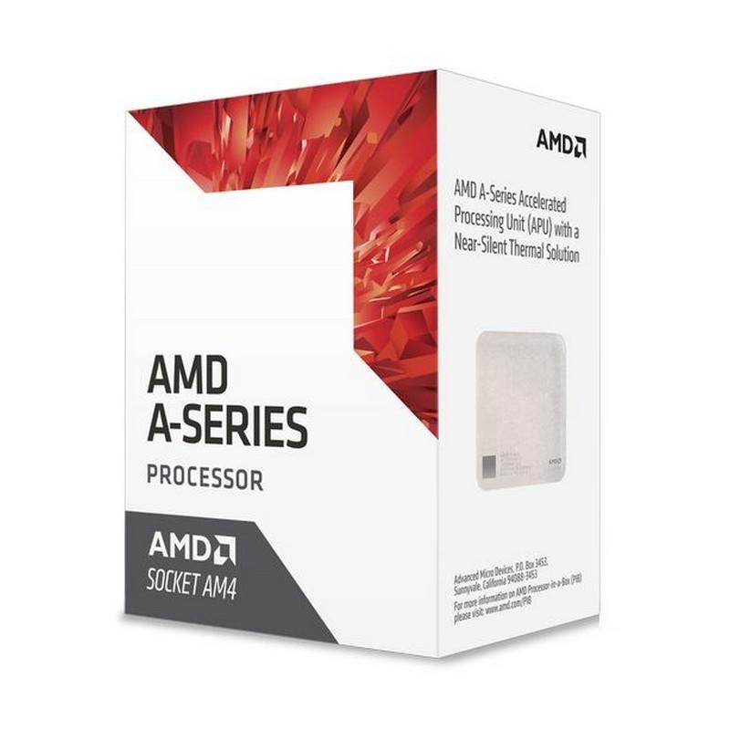 Procesador AMD A6-9500E 3.4GHz 1MB AM4