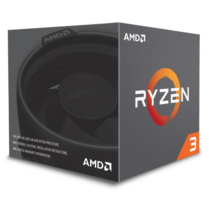 Procesador AMD Ryzen 3 1200 3.4GHz 8MB AM4