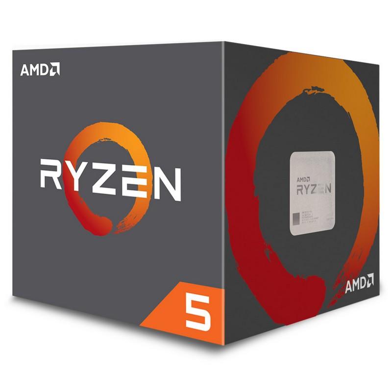 Procesador AMD Ryzen 5 1600x 3.6GHz AM4