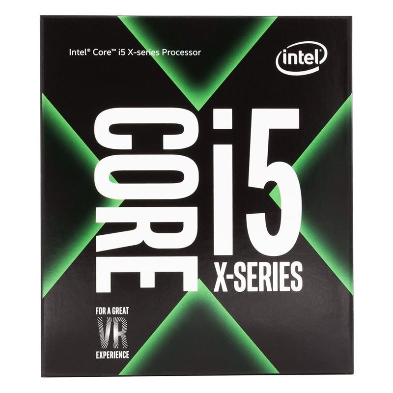 Procesador Intel Core i5-7640X 4.0GHz 6MB Socket 2066