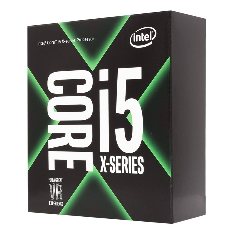 Procesador Intel Core i5-7640X 4.0GHz 6MB Socket 2066