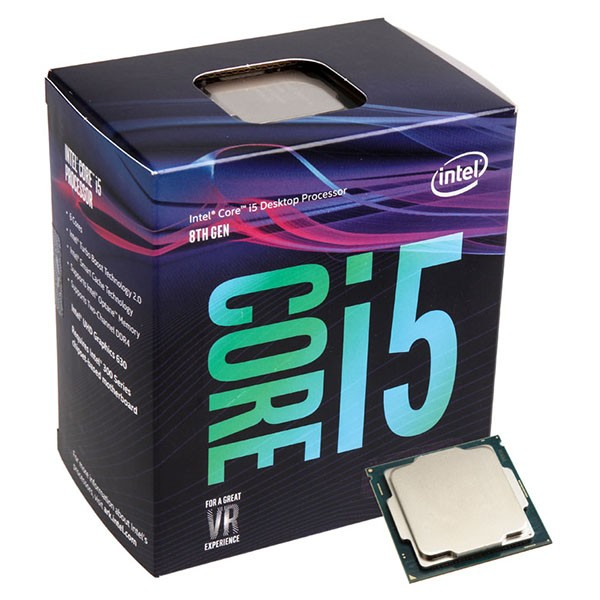 Procesador Intel Core i5-8500 3.00GHz 9MB LGA1151