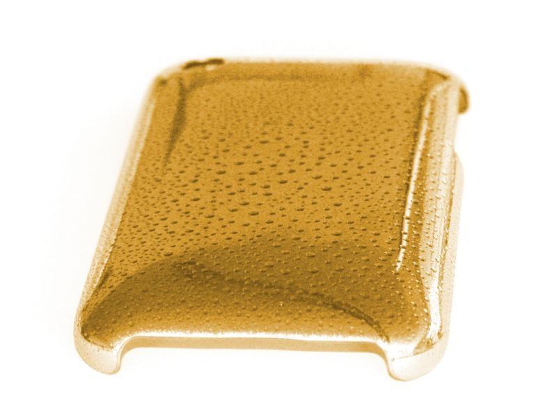 iphone-3g-3gs-cubierta-trasera-gotas-de-lluvia-dorado