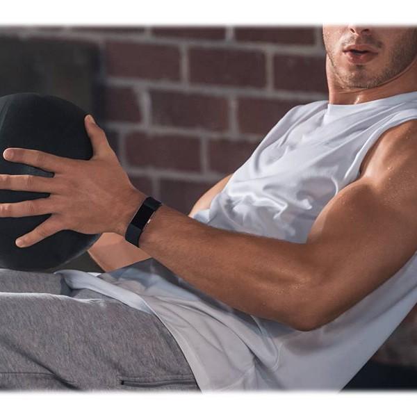 Pulsera de Actividad Fitbit Charge 2 Negra Pequeña