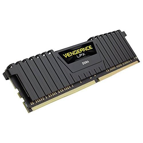 Memorias RAM Corsair Vengeance LPX DDR4 16GB (2x8GB) 3000MHz C16 Negro