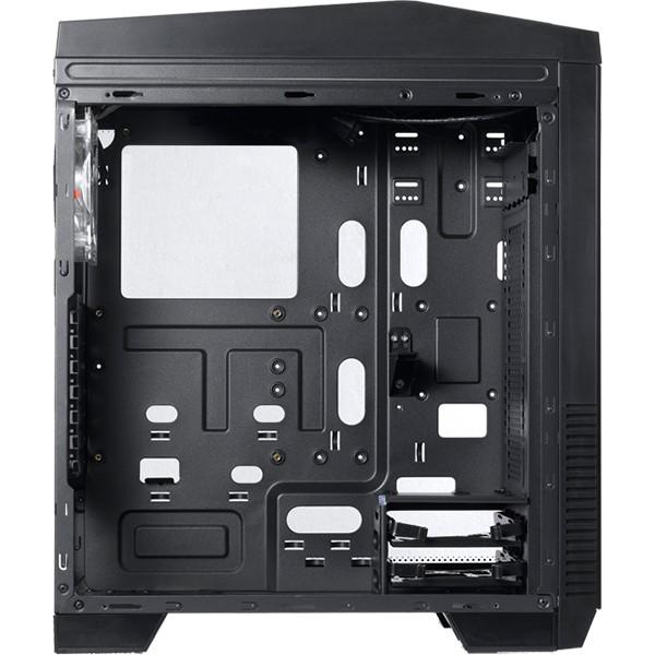 Caja PC ATX Rampage PHANTOM Cristal Templado