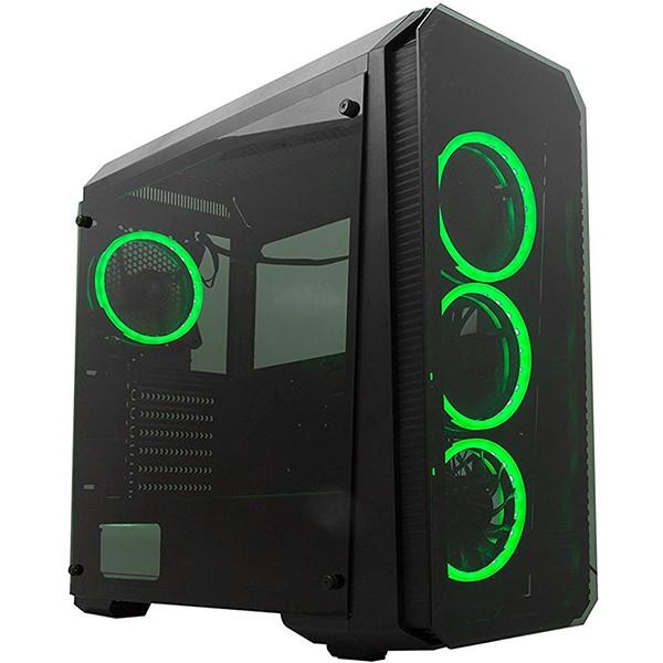 Caja PC ATX Rampage FALCON-X RGB