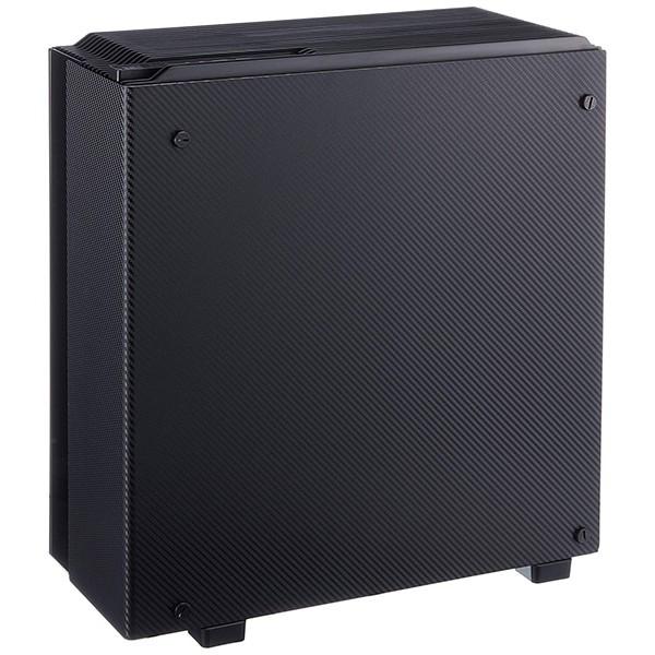 Caja PC ATX Rampage CARBON RGB Black