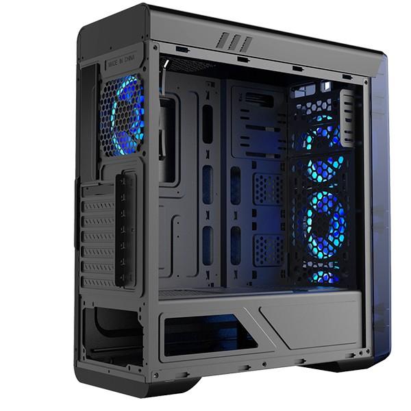 Caja PC ATX Rampage PRESTIGE RGB