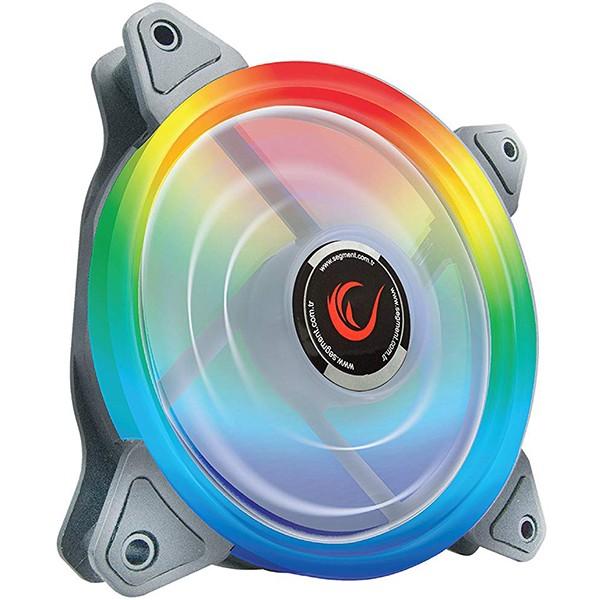 Ventilador PC Rampage RBW-15 RGB 120mm