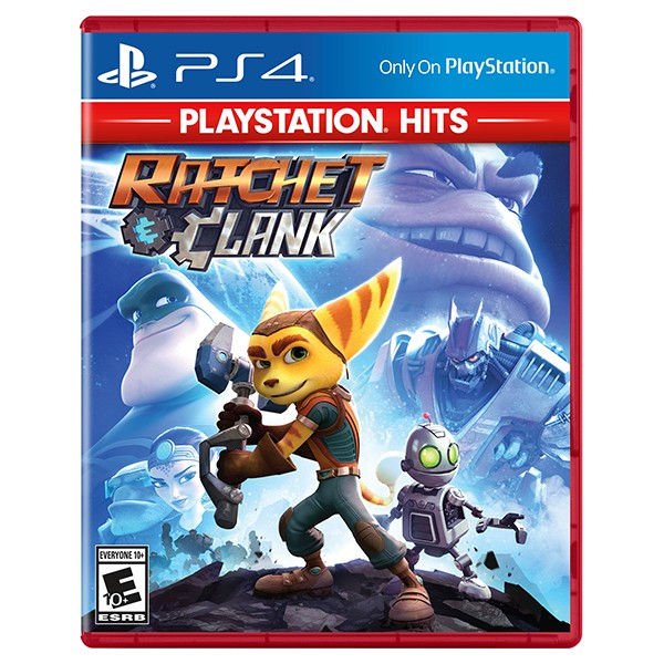 PS4 Juego Ratchet & Clank PS HITS