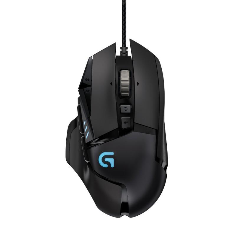Ratón Gaming Logitech G502 Proteus Spectrum RGB