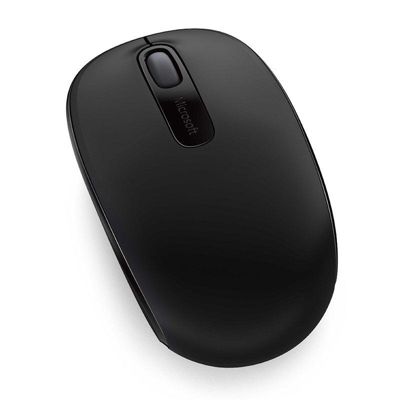 Ratón Óptico Inalámbrico Microsoft Wireless Mobile 1850 Negro