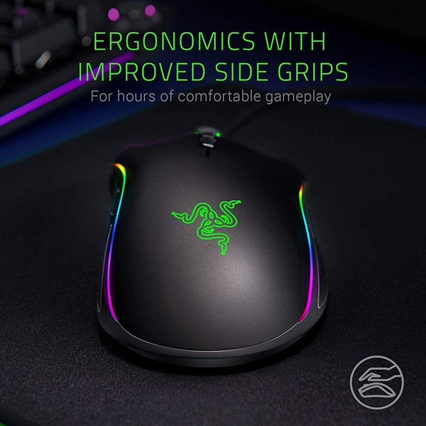 Ratón Gaming Razer Mamba Elite Chroma