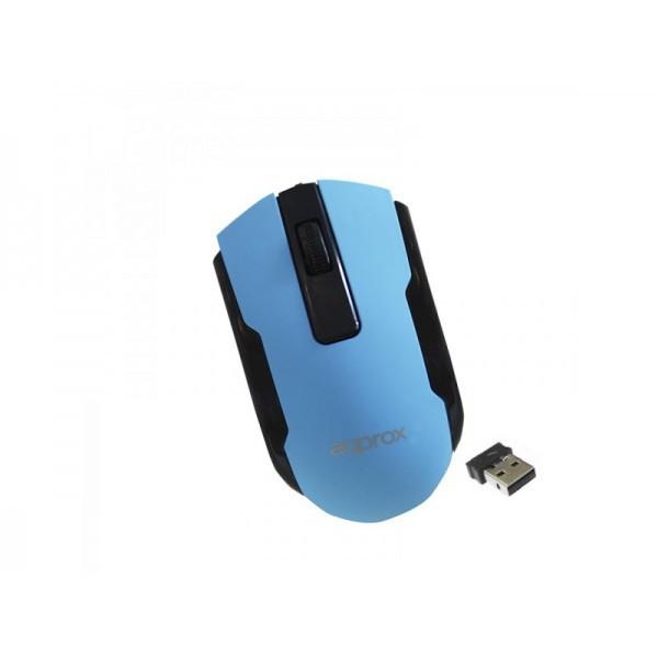 raton-inalambrico-approx-appwmofficelb-azul