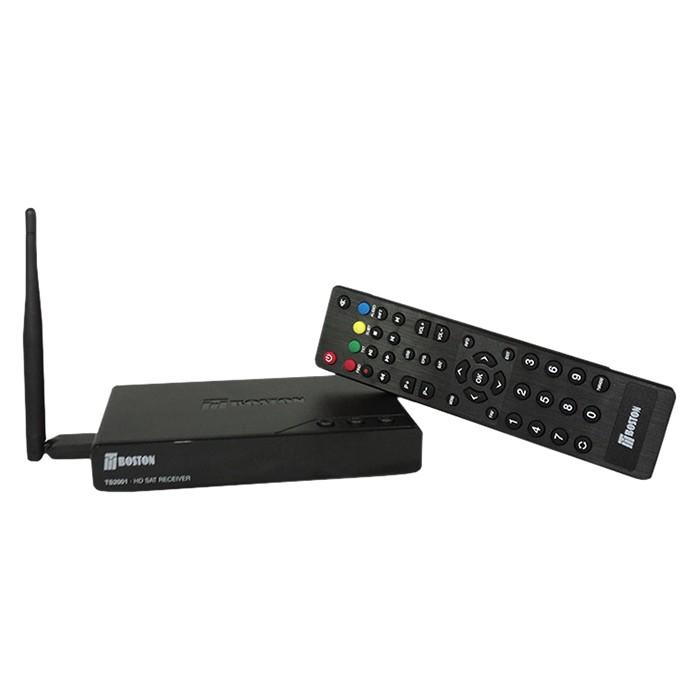Receptor Satélite Tboston TS2001 IPTV DVB-S2 HD