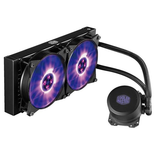 Refrigeración Líquida PC Cooler Master MasterLiquid ML240L RGB