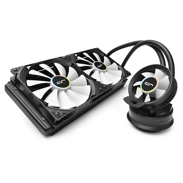 Kit Refrigeración Líquida CPU Cryorig A80 140mm