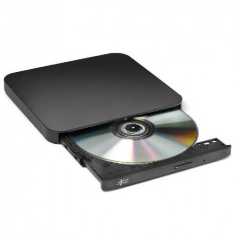 Grabadora DVD Externa LG GP90NB70 Negra