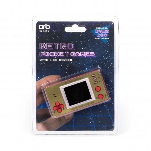 Mini Consola Retro Pocket Games con Pantalla LCD