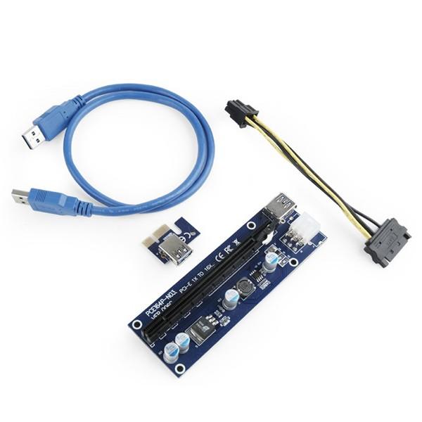 Adaptador Riser PCI-Express x16 a x1 Gembird RC-PCIEX-03