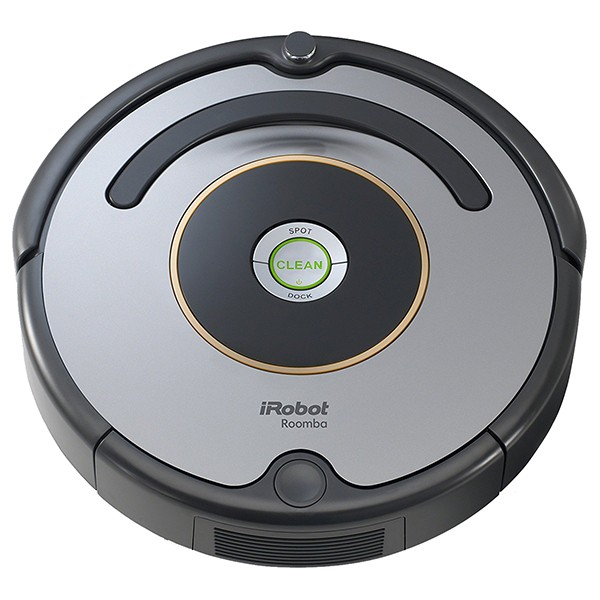 robot aspirador roomba 616. Black Bedroom Furniture Sets. Home Design Ideas