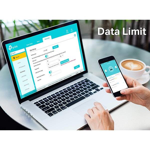 Router Inalámbrico N300 4G LTE TP-Link TL-MR6400
