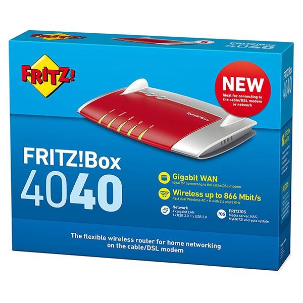 Router Wifi AC AVM FRITZ!Box 4040