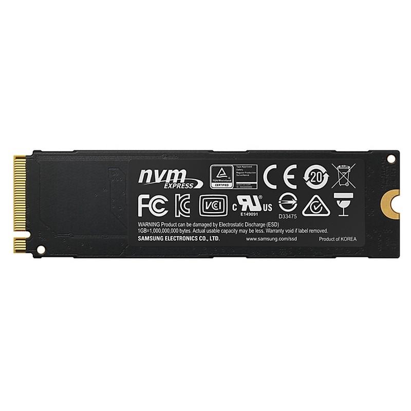 SSD M.2 NVMe 512GB Samsung 960 PRO