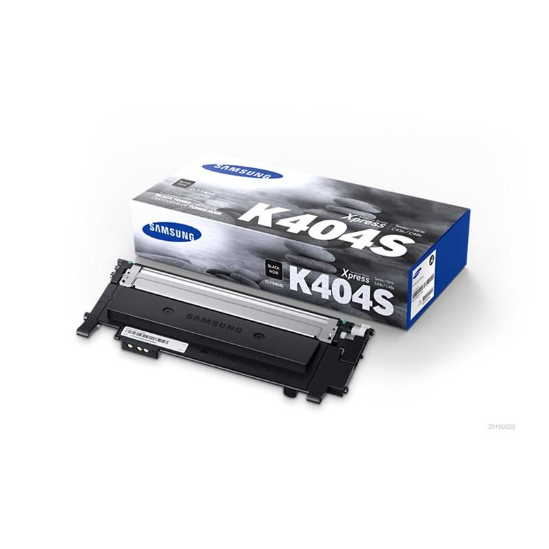 Samsung CLT-K404S Toner Negro Original