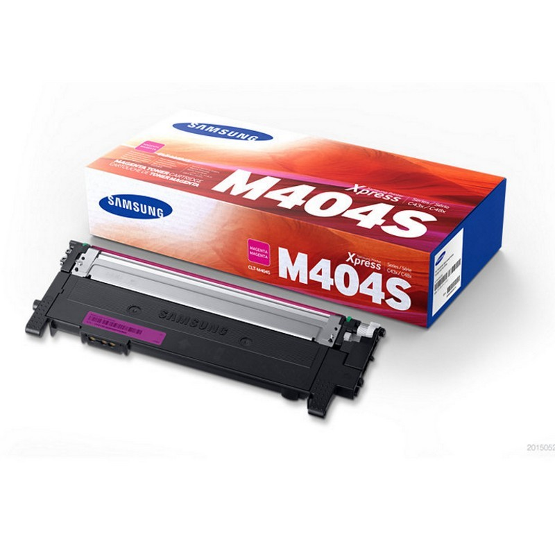 Samsung CLT-M404S Toner Magenta Original