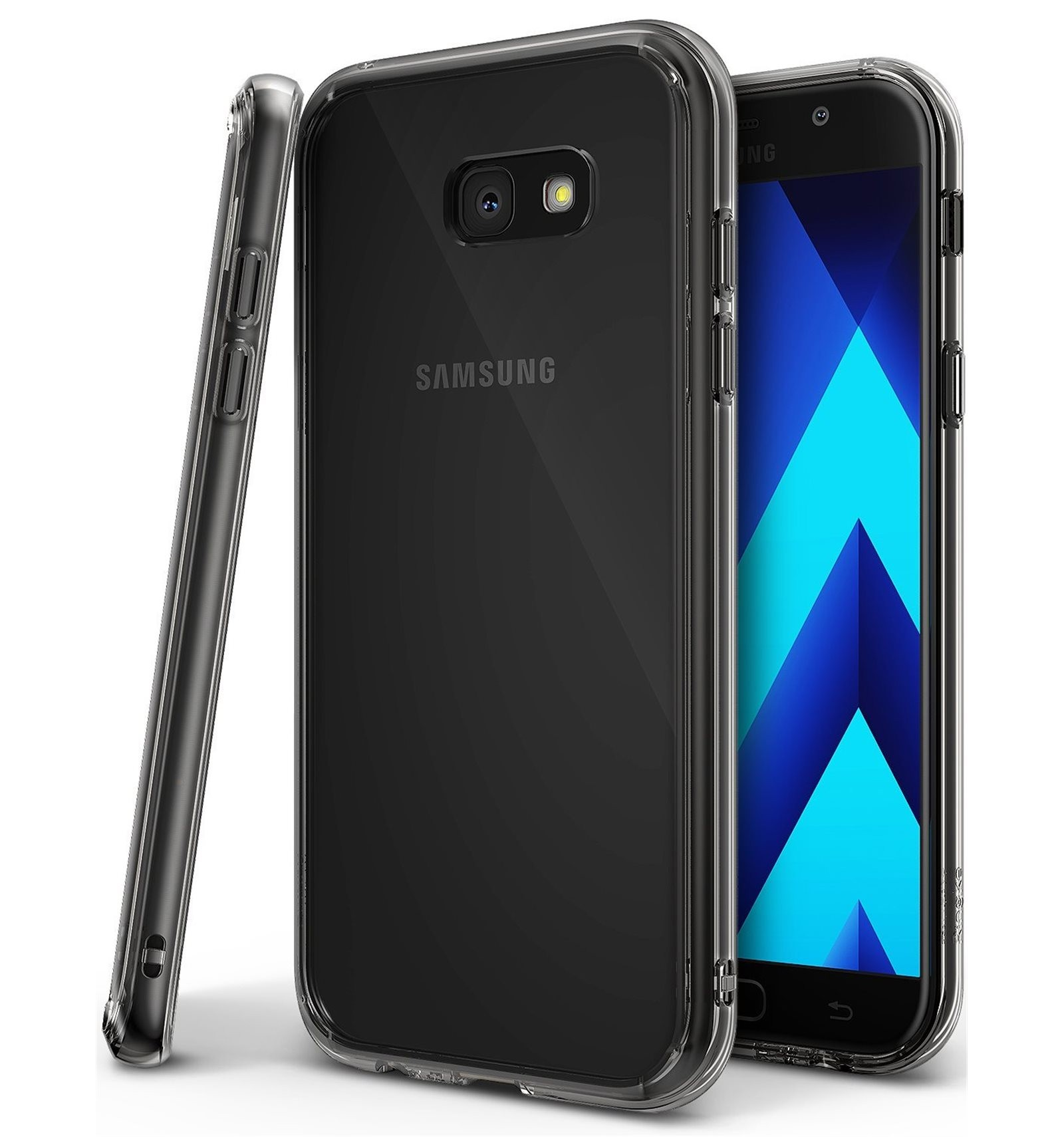Samsung Galaxy A3 - 2017 Funda Silicona Transparente