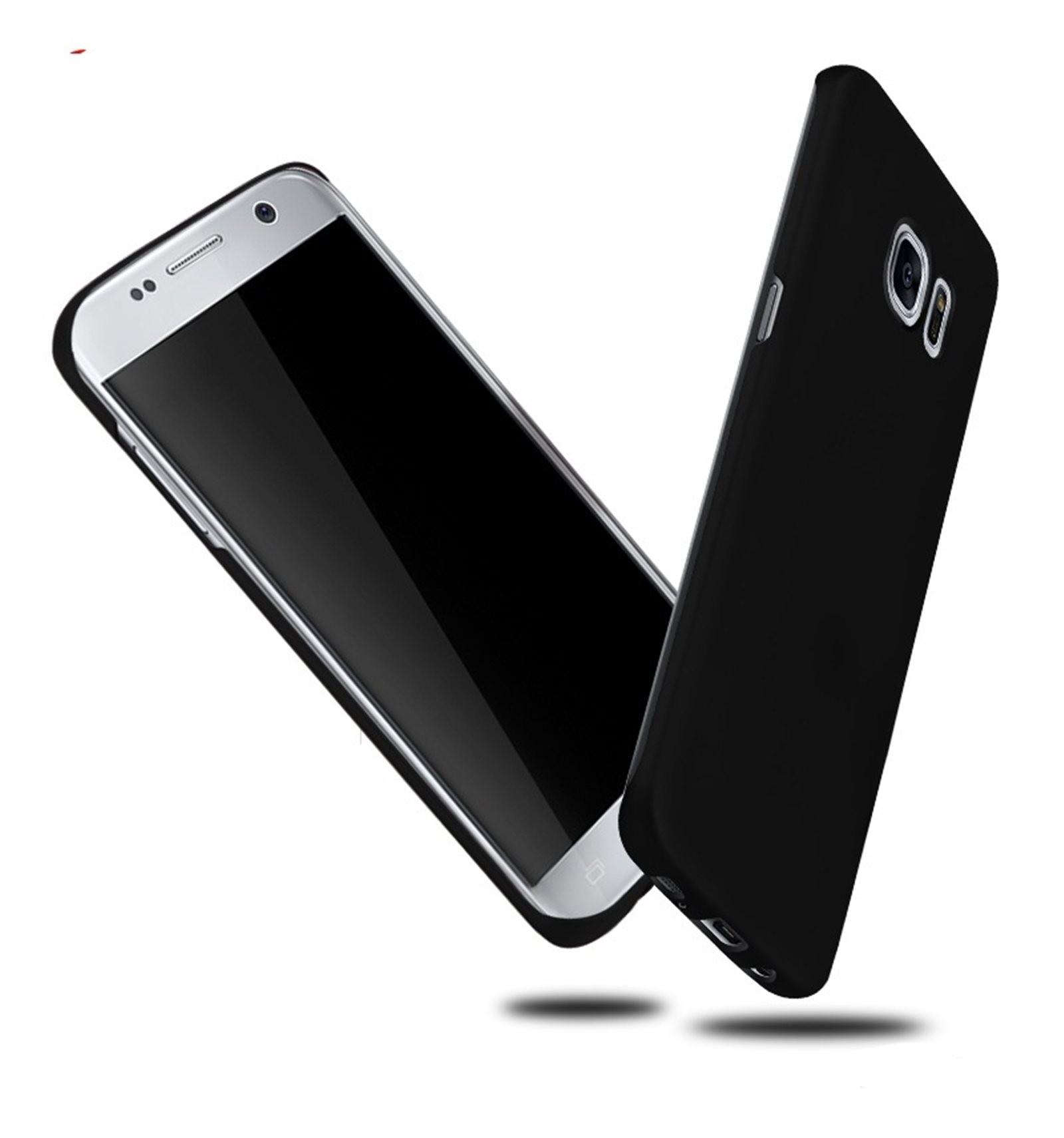 Samsung Galaxy S8 Funda Silicona Negro