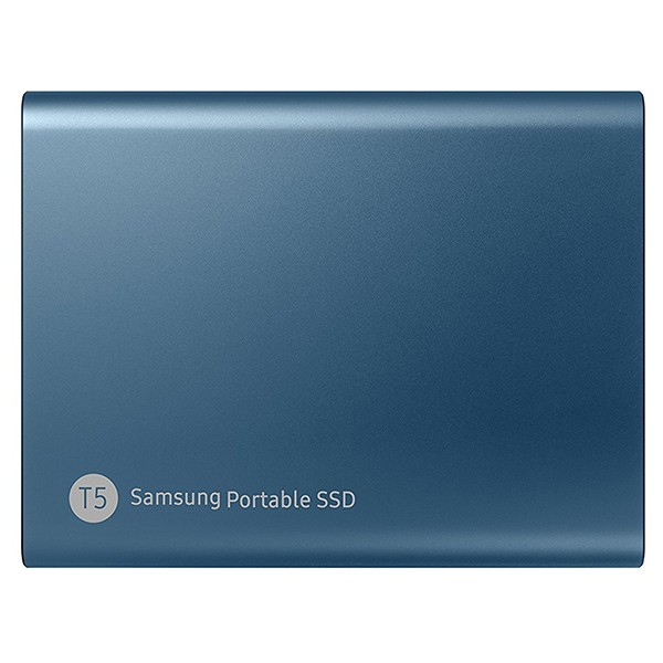 SSD Externo 500GB Samsung Portable SSD T5 MU-PA500