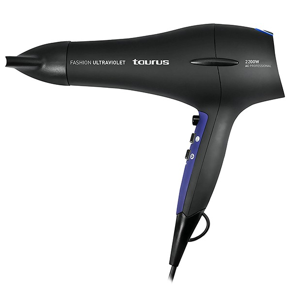 Secador de Pelo Profesional Taurus Fashion Ultraviolet 2200W