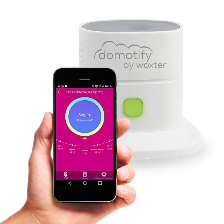 Sensor de CO2 Woxter Domotify DO26-008