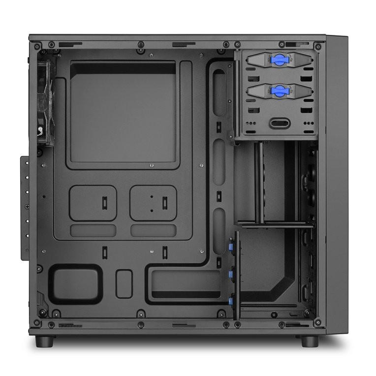 Caja PC ATX Sharkoon VS4-W Con Ventana