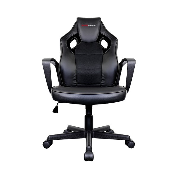 Silla gamer mars gaming mgc0bk negra for Silla ordenador gaming