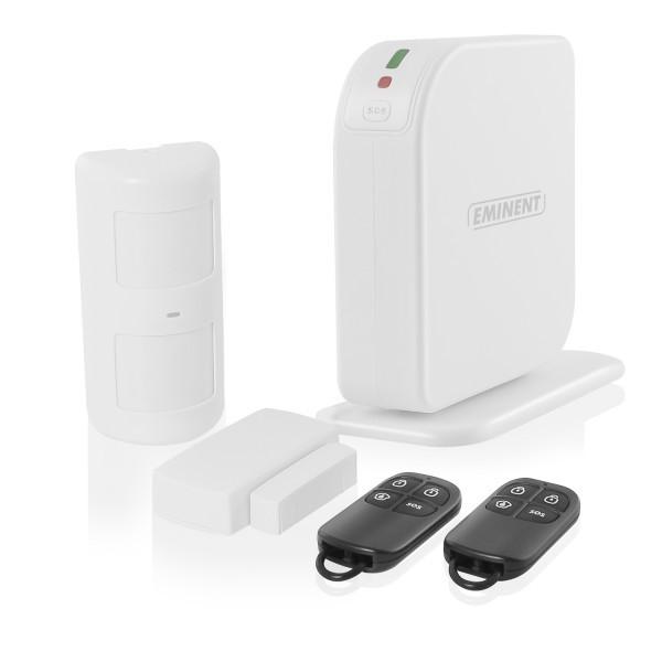 Sistema de Alarma GSM Inalámbrica Eminent EM8605